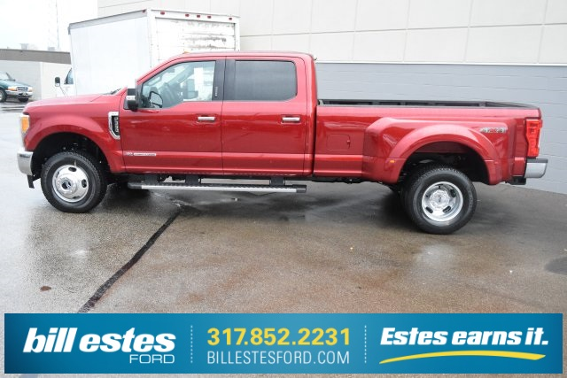 2017 F-350 Crew Cab DRW 4x4 Pickup #T7021X - photo 8