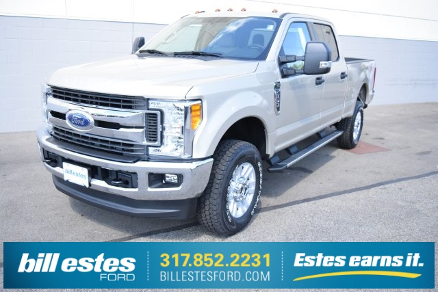 2017 F-350 Crew Cab 4x4 Pickup #T7038X - photo 1