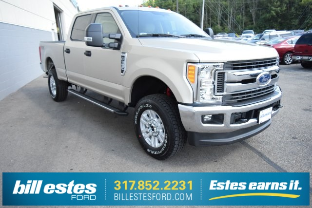 2017 F-350 Crew Cab 4x4 Pickup #T7038X - photo 3