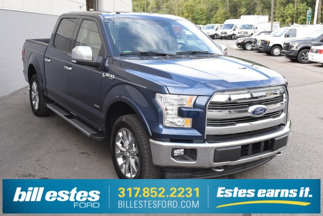 2017 F-150 Crew Cab 4x4 Pickup #T7085X - photo 4