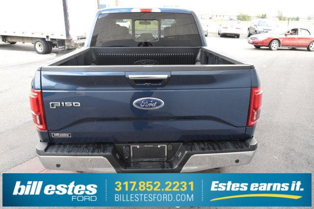2017 F-150 Crew Cab 4x4 Pickup #T7085X - photo 6