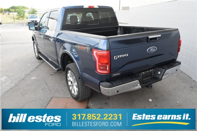 2017 F-150 Crew Cab 4x4 Pickup #T7085X - photo 2
