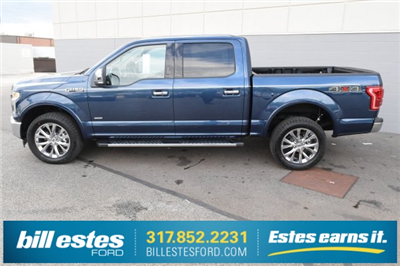 2017 F-150 Crew Cab 4x4 Pickup #T7085X - photo 8