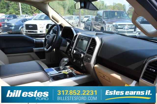2017 F-150 Crew Cab 4x4 Pickup #T7138X - photo 15