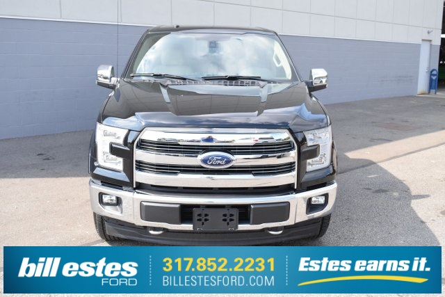 2017 F-150 Crew Cab 4x4 Pickup #T7138X - photo 3