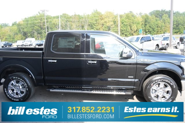 2017 F-150 Crew Cab 4x4 Pickup #T7138X - photo 5