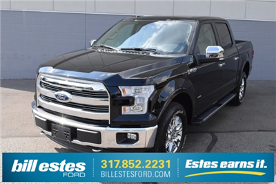 2017 F-150 Crew Cab 4x4 Pickup #T7138X - photo 1