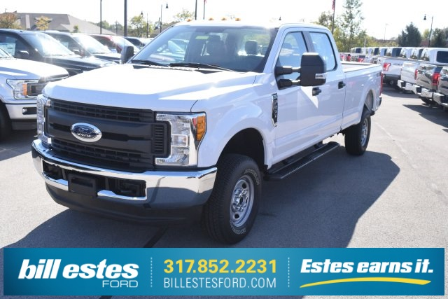 2017 F-350 Crew Cab 4x4 Pickup #T7147X - photo 1