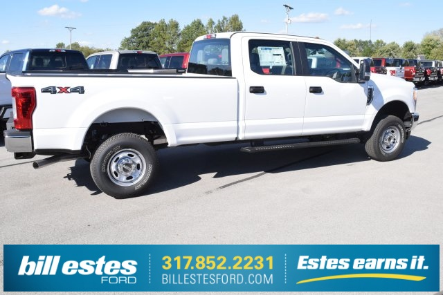2017 F-350 Crew Cab 4x4 Pickup #T7147X - photo 5