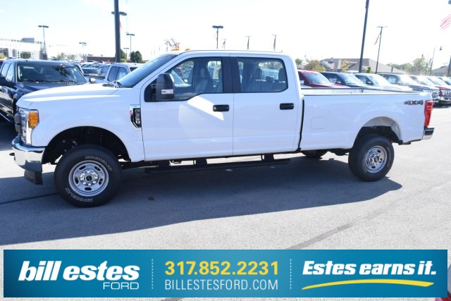 2017 F-350 Crew Cab 4x4 Pickup #T7147X - photo 8