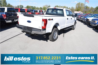 2017 F-350 Crew Cab 4x4 Pickup #T7147X - photo 6