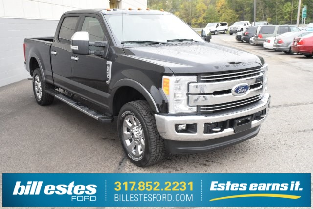 2017 F-250 Crew Cab 4x4 Pickup #T7162X - photo 4