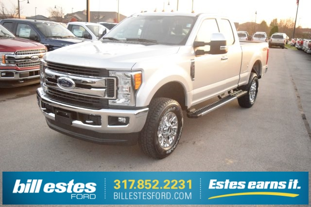 2017 F-250 Super Cab 4x4, Pickup #T7221X - photo 1