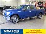 2017 F-150 Super Cab 4x4 Pickup #T7223 - photo 5