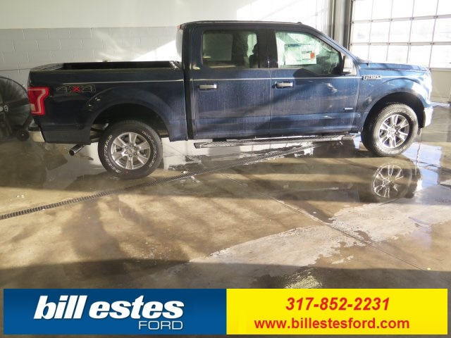 2017 F-150 Crew Cab 4x4 Pickup #T7323 - photo 11