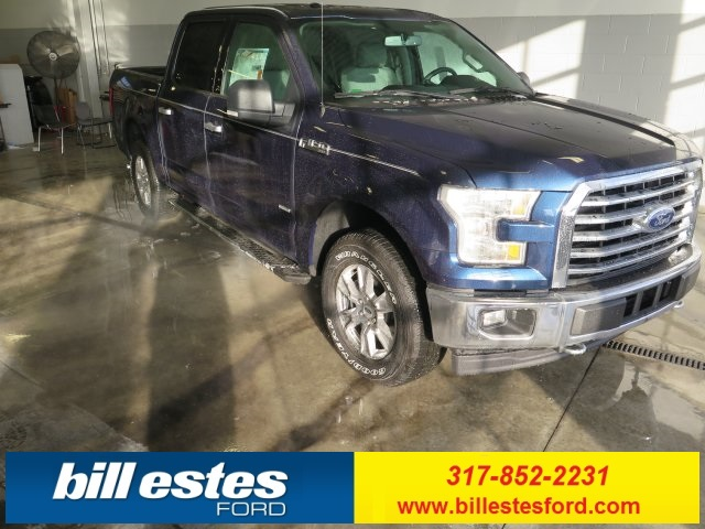 2017 F-150 Crew Cab 4x4 Pickup #T7323 - photo 1