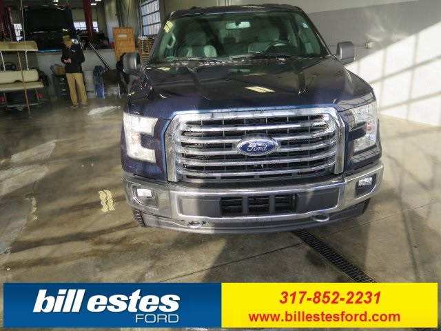 2017 F-150 Crew Cab 4x4 Pickup #T7323 - photo 5