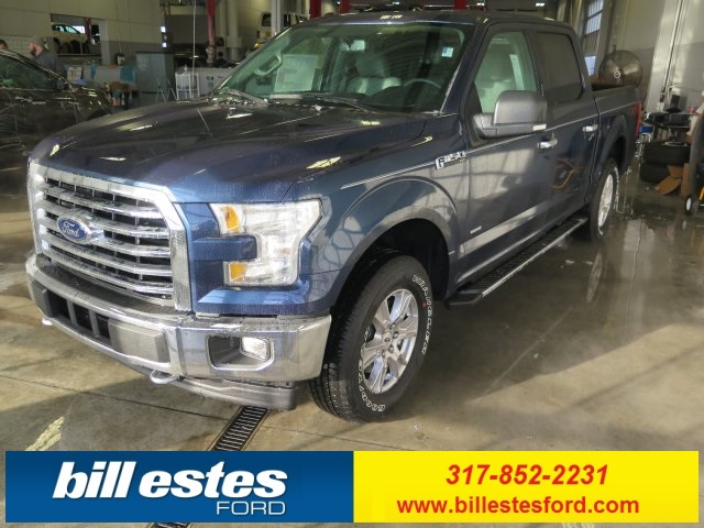 2017 F-150 Crew Cab 4x4 Pickup #T7323 - photo 6