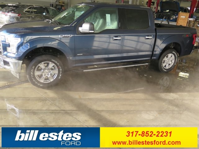 2017 F-150 Crew Cab 4x4 Pickup #T7323 - photo 7