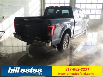 2017 F-150 Crew Cab 4x4 Pickup #T7323 - photo 2