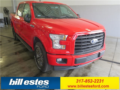 2017 F-150 Crew Cab 4x4 Pickup #T7602 - photo 3