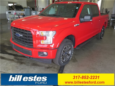 2017 F-150 Crew Cab 4x4 Pickup #T7602 - photo 1