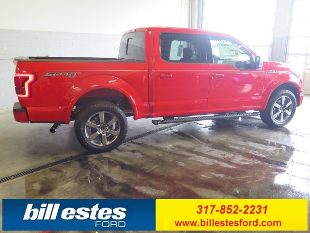 2017 F-150 Crew Cab 4x4 Pickup #T7608 - photo 9