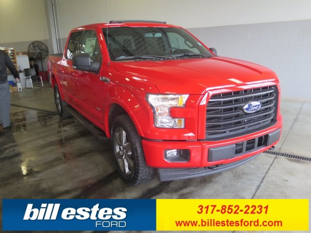 2017 F-150 Crew Cab 4x4 Pickup #T7608 - photo 3