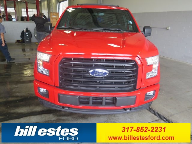 2017 F-150 Crew Cab 4x4 Pickup #T7608 - photo 4