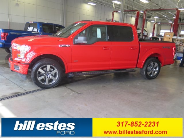 2017 F-150 Crew Cab 4x4 Pickup #T7608 - photo 5