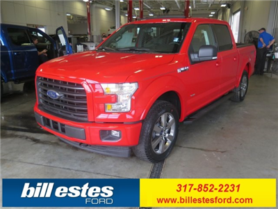 2017 F-150 Crew Cab 4x4 Pickup #T7608 - photo 1
