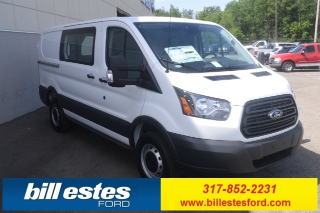2017 Transit 250 Low Roof 4x2,  Empty Cargo Van #T7754 - photo 5