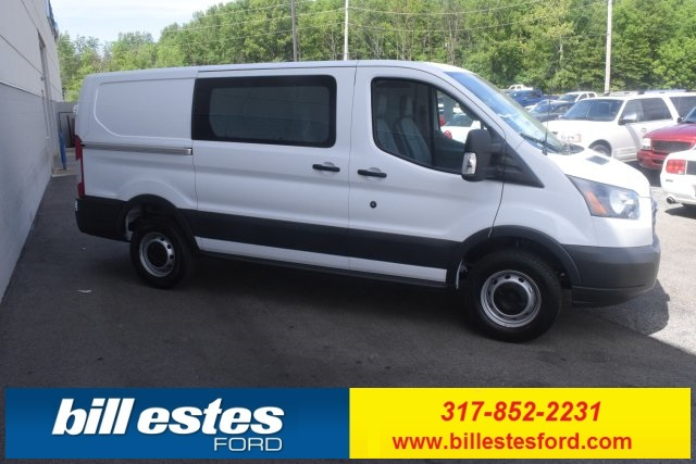 2017 Transit 250 Low Roof 4x2,  Empty Cargo Van #T7754 - photo 6