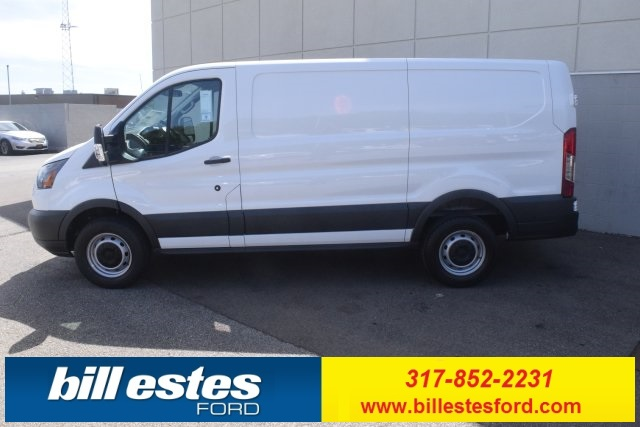 2017 Transit 250 Low Roof 4x2,  Empty Cargo Van #T7754 - photo 7