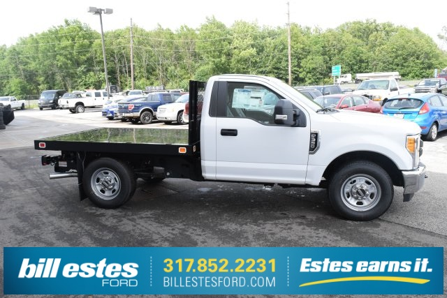 2017 F-350 Regular Cab 4x2,  Knapheide Platform Body #T7886 - photo 5
