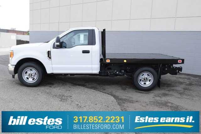 2017 F-350 Regular Cab 4x2,  Knapheide Platform Body #T7886 - photo 6