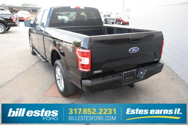 2018 F-150 Super Cab 4x4 Pickup #T8005 - photo 2