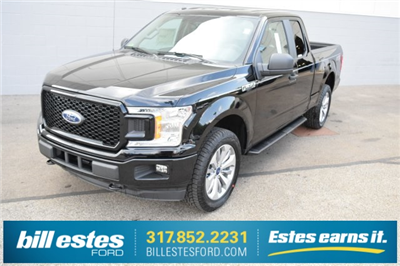 2018 F-150 Super Cab 4x4 Pickup #T8005 - photo 1