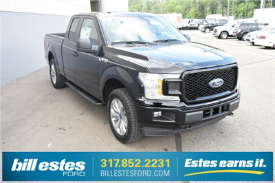 2018 F-150 Super Cab 4x4 Pickup #T8005 - photo 4