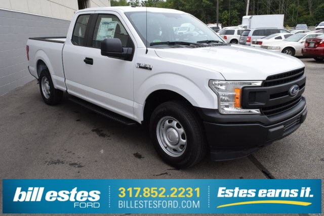 2018 F-150 Super Cab 4x4 Pickup #T8013 - photo 4