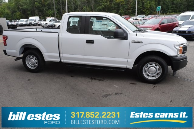 2018 F-150 Super Cab 4x4 Pickup #T8013 - photo 5