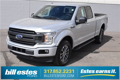 2018 F-150 Super Cab 4x4 Pickup #T8014 - photo 1