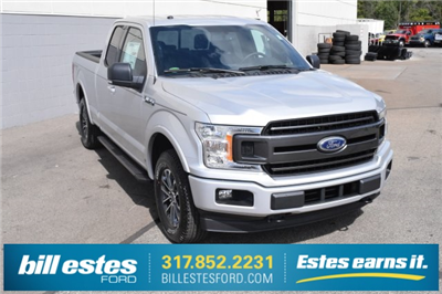 2018 F-150 Super Cab 4x4 Pickup #T8014 - photo 4