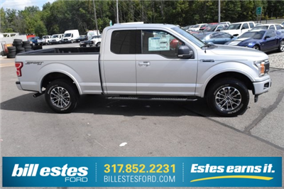 2018 F-150 Super Cab 4x4 Pickup #T8014 - photo 5