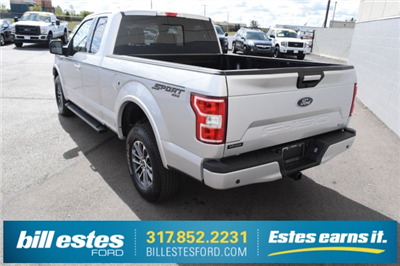 2018 F-150 Super Cab 4x4 Pickup #T8014 - photo 2