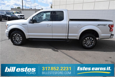 2018 F-150 Super Cab 4x4 Pickup #T8014 - photo 8