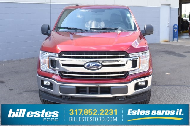 2018 F-150 SuperCrew Cab 4x4, Pickup #T8018 - photo 3