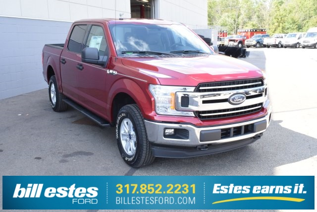 2018 F-150 SuperCrew Cab 4x4, Pickup #T8018 - photo 4