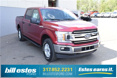 2018 F-150 Crew Cab 4x4 Pickup #T8018 - photo 4