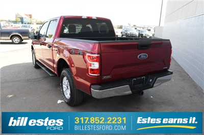 2018 F-150 Crew Cab 4x4 Pickup #T8018 - photo 2
